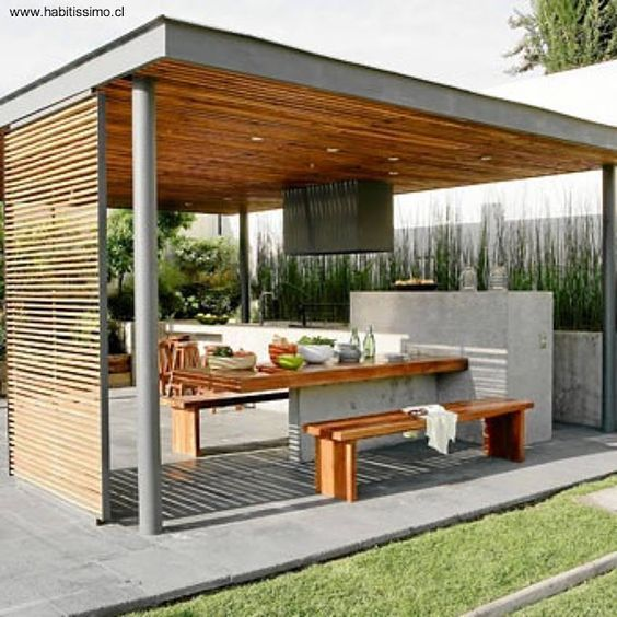 Patios techados una increible opcion para tu casa - Techados de terrazas ...