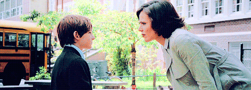 Regina Mills and Henry OUAT