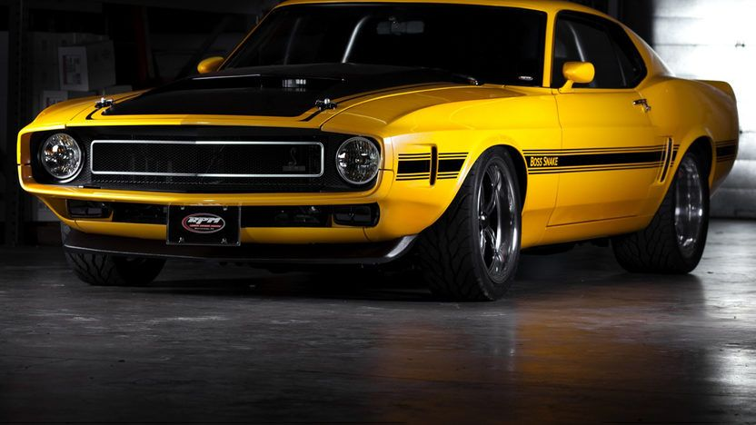 1970 Ford Mustang Resto Mod presented as Lot S202 at Kissimmee, FL ...