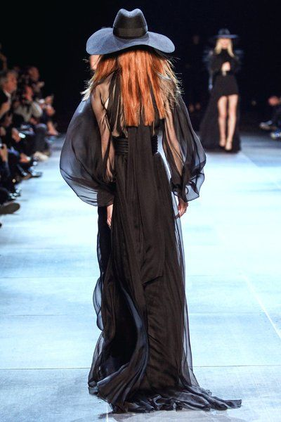Yves Saint Laurent Spring 2013 RTW Collection - Fashion on TheCut