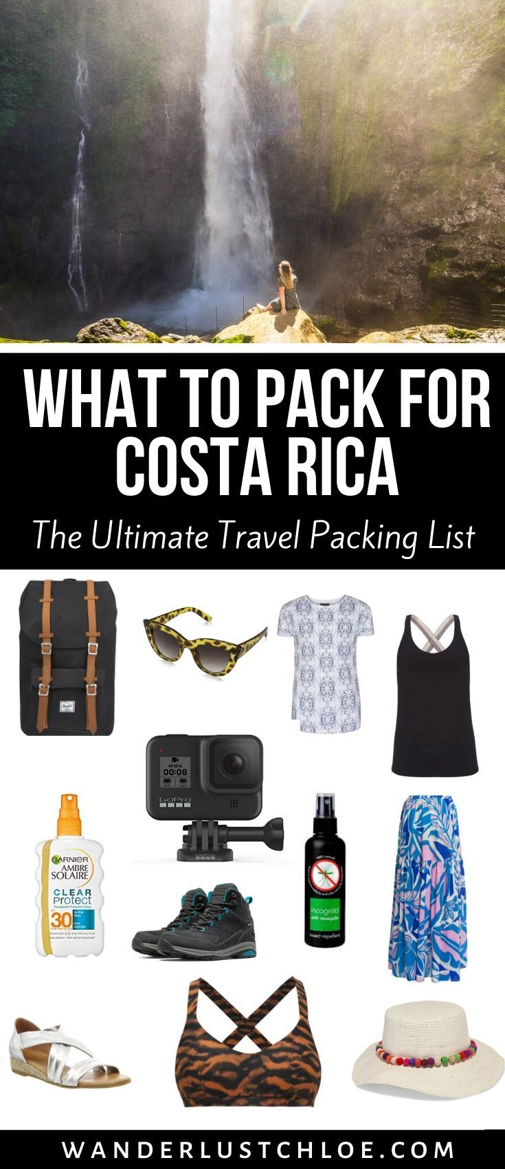 Photo of What To Pack For Costa Rica