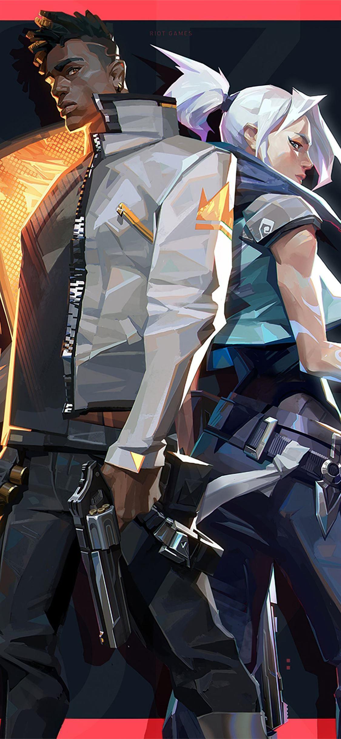 Valorant Phoenix And Jett 4k Valorant Games 4k 2020games Iphone11wallpaper In 2020 Phoenix Wallpaper Anime Character Design Phoenix Art