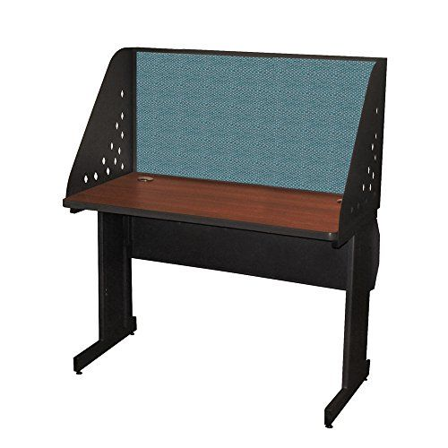 Pronto School Training Table With Carrel And Lockable