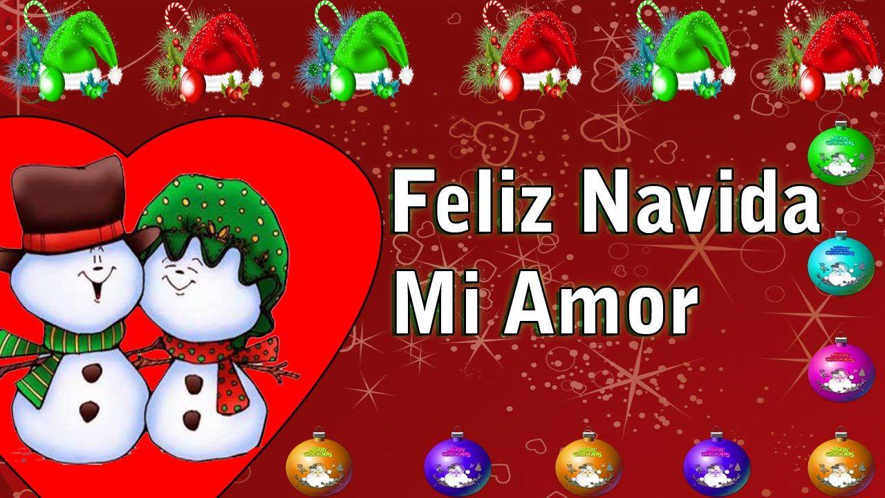 Frases De Navidad Para El Amor De Mi Vida Frases De Feliz Navidad