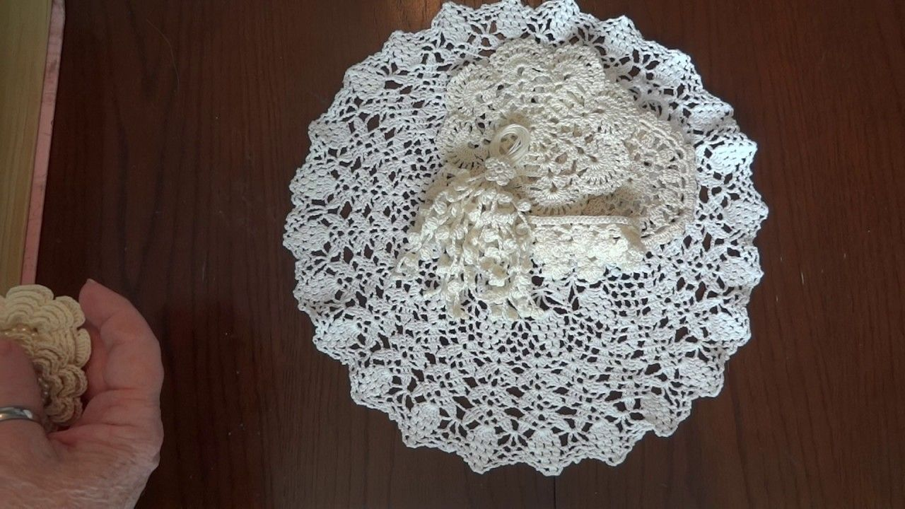 Beautiful Crochet Pieces from Vita\'s Etsy Shop!