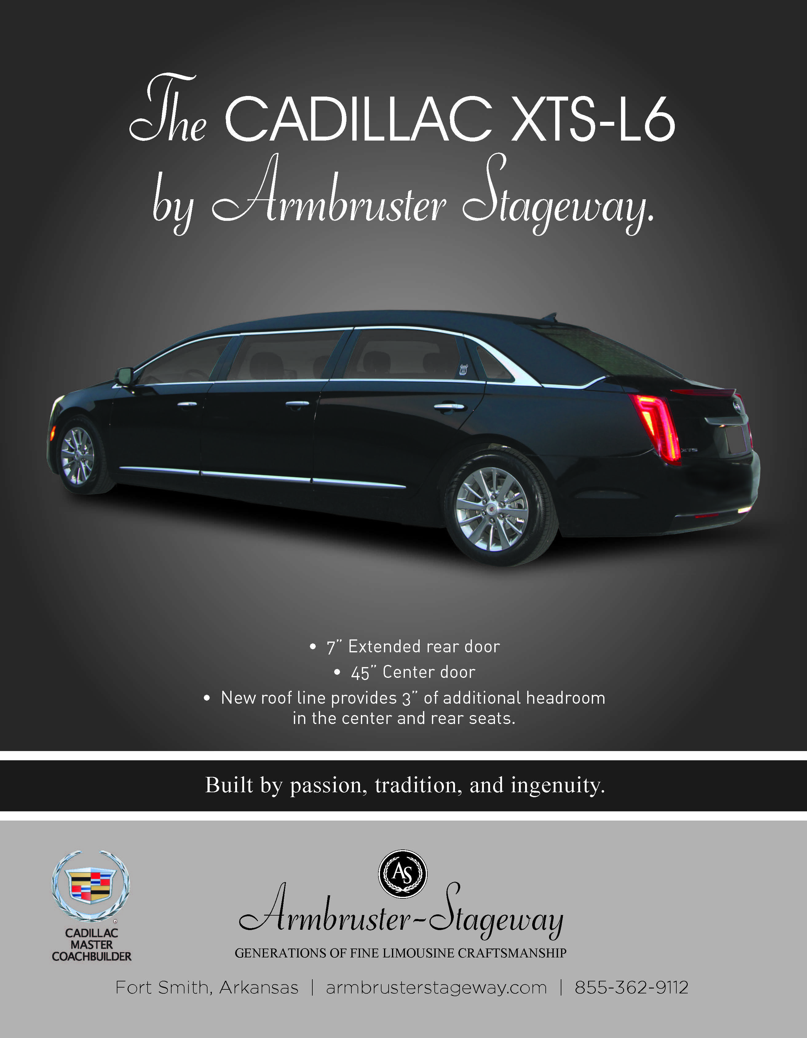 Armbruster Stageway Limousine Cadillac Limos Pinterest - Arkansas cadillac dealers