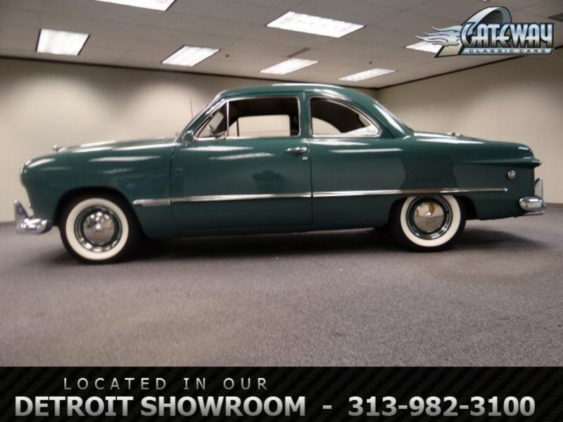 1949 Ford Custom for sale - Fairmont City, IL | OldCarOnline.com ...