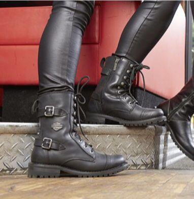 Harley-Davidson Womens Balsa Work Boot