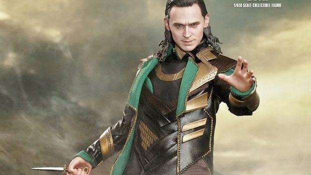 Thor: The Dark World - la nuova action figure di Loki