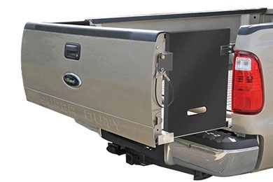 Dee Zee Truck Bed Extender Truck Bed Tailgate Extender With