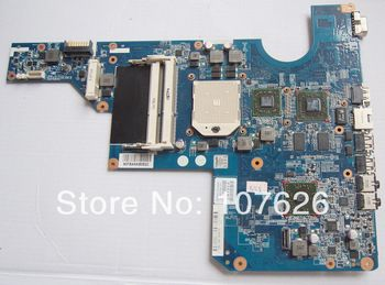 PN:610161-001  USED for HP COMPAQ G62 CQ62 LAPTOP AMD HD motherboard