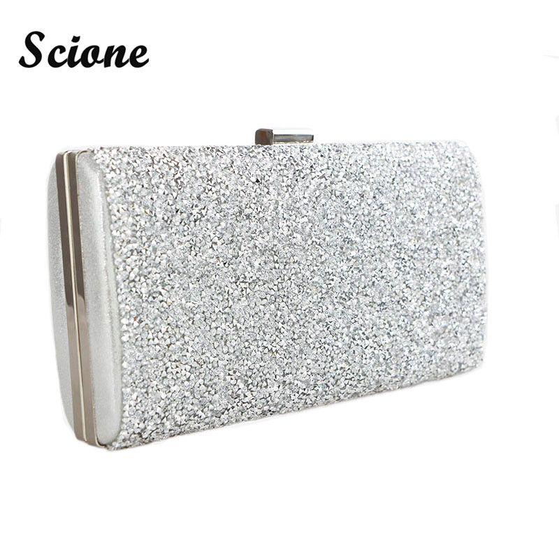 Cheap Silver Paper Buy Quality Flat Wedding Shoes Directly From China Multi Gemstone Ring Suppliers 2017 Gold Clutch Bags Woman Evening Bag