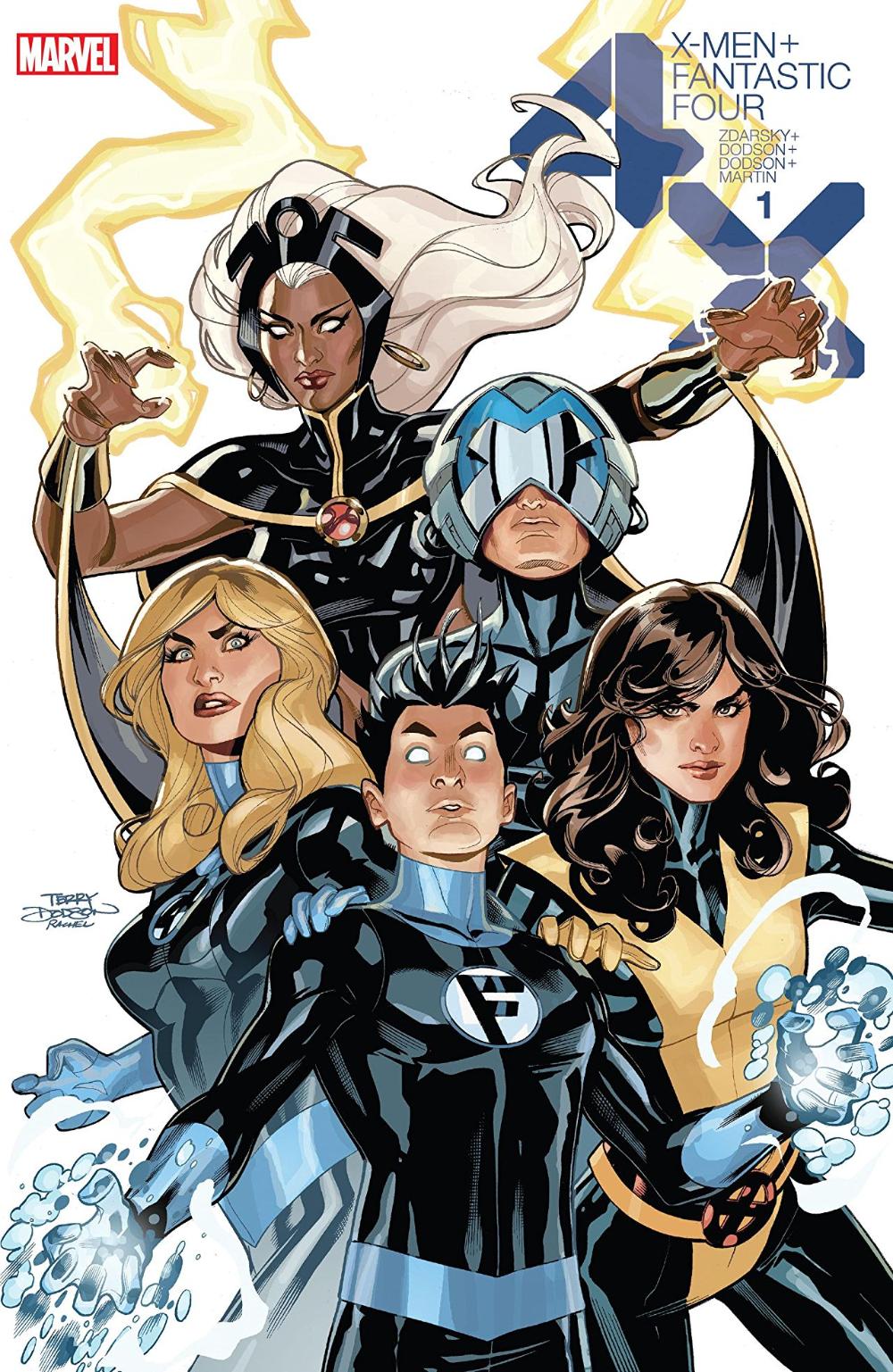 X-Men/Fantastic Four (2020) (of 4): Director's Cut
