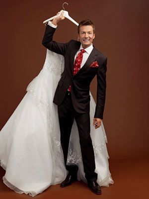 Say Yes to the Dress - Randy totally makes this show