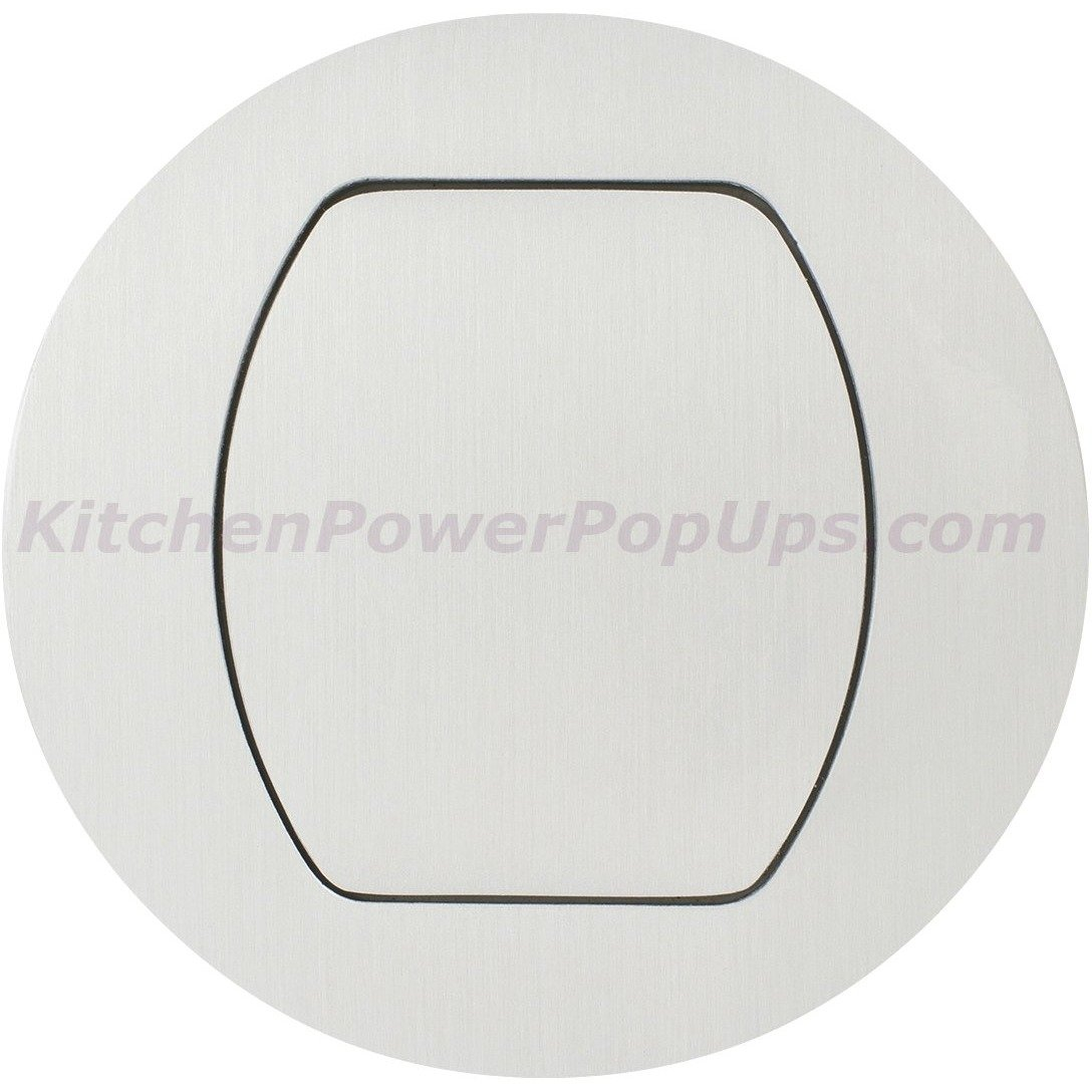 Flush Mount Replacement Cover For Rct Series Boxes Aluminum