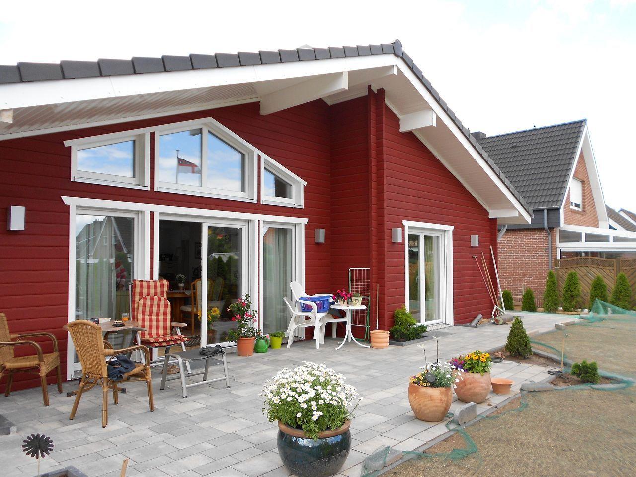 schickes kleines Schwedenhaus (www.sunfjord.de ...