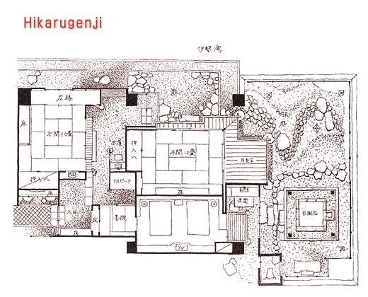 Grundriss Japanisches Haus traditional japanese house floor plan search