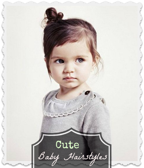 Cute Baby Hairstyles Inspiration 7 Cute Baby Hairstylesahh These Are So Cuteand Modern