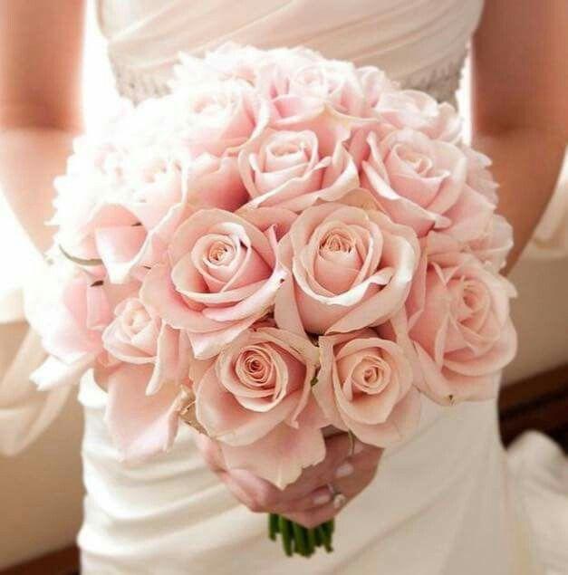 Buque Lindo Pink Rose Bouquet