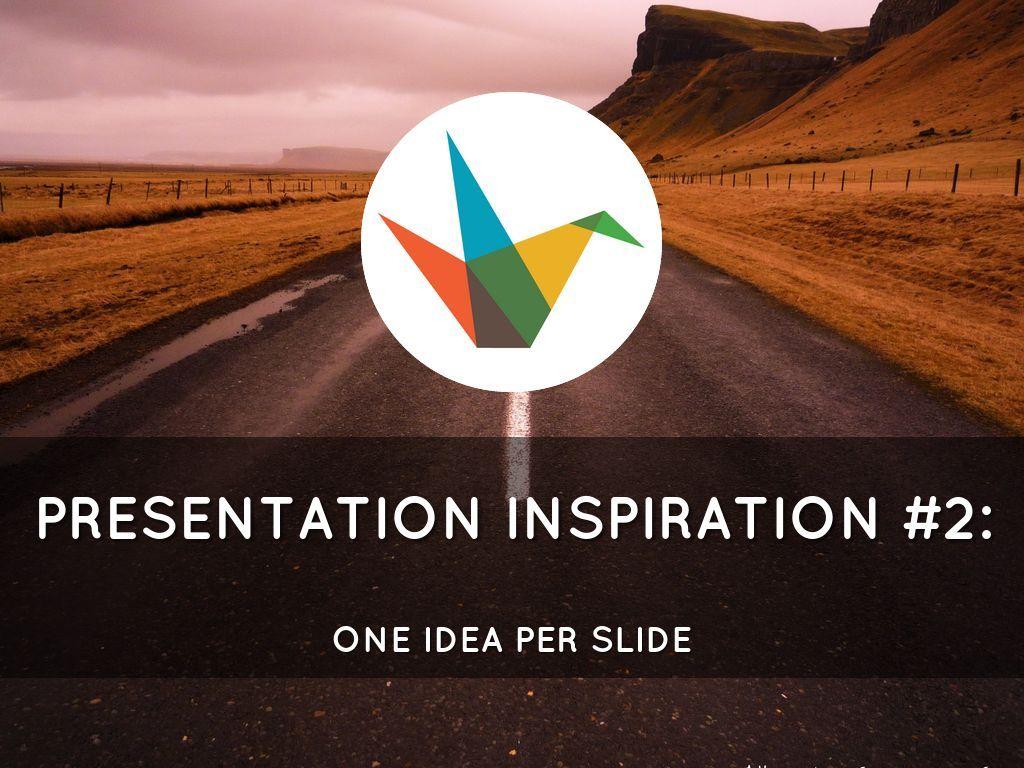 """""""Presentation Inspiration #2"""" - A Haiku Deck by Erin Michael Vondrak #setyourstoryfree"""