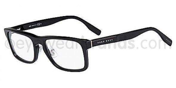 b405be9a46 Boss Hugo Boss 0463 807 Black Boss Hugo Boss Designer Glasses From Prescription  Sunglasses UK.