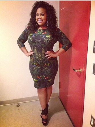 84ad7fe3665ad Amber Riley Launches Plus-Size Clothing Boutique  Refinery29
