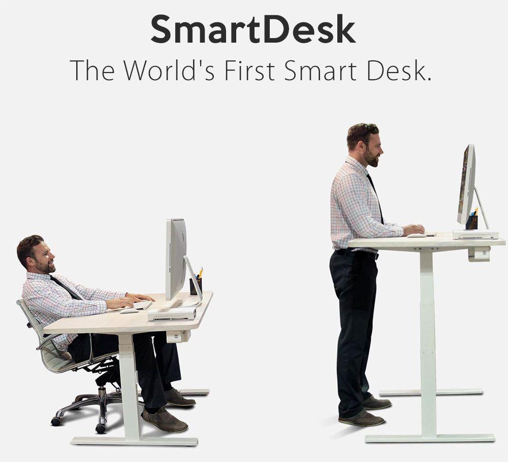 Autonomous Everyday Smart Products Standing Desk Desk Smart Desk