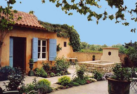 Villa in provence decohubs cottage french style for French provence style homes