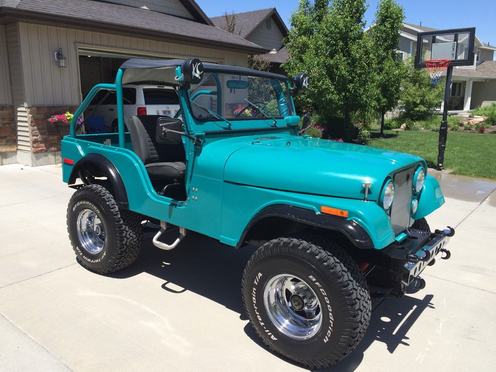 hight resolution of ebay 1972 jeep cj cj5 1972 jeep cj5 4x4 original 68k miles 2010 full build jeep jeeplife