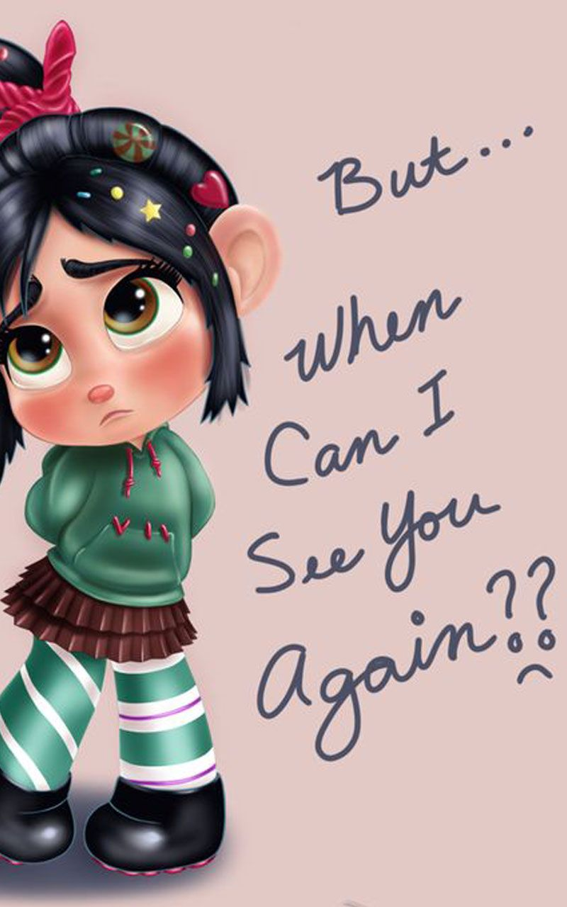 Vanellope Disney Cartoons Cute Disney Characters Disney Funny