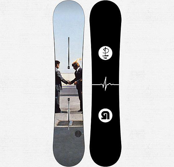 Whammy Bar Snowboard - Burton Snowboards