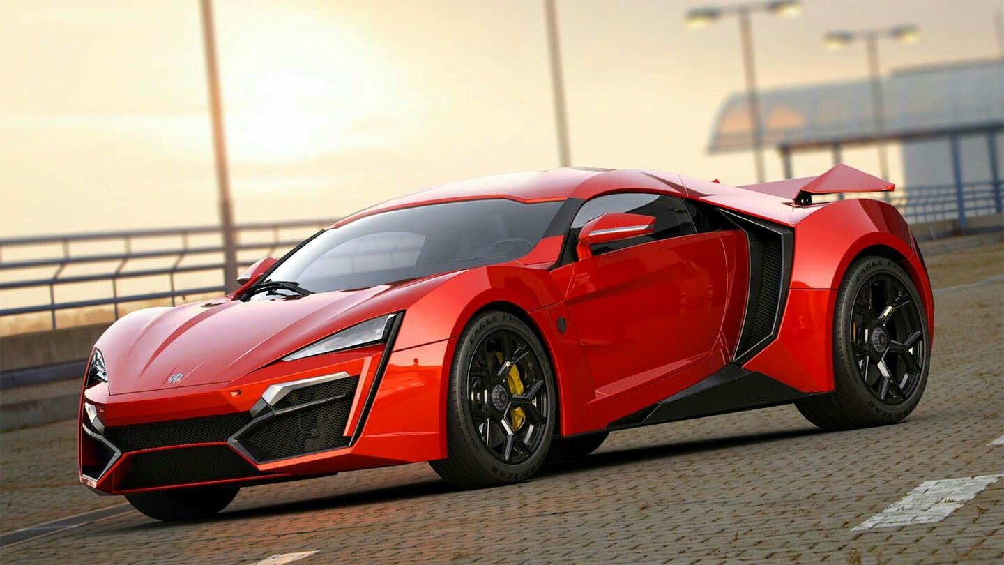 Ff7 Lycan Hyper Sport Lykan Hypersport Expensive Cars Most Expensive Car