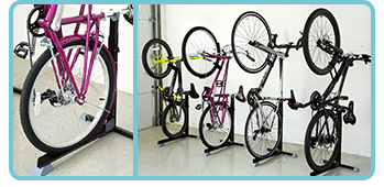 Store Your Bike Up And Away Bike Nook Is The Brilliant New Way To
