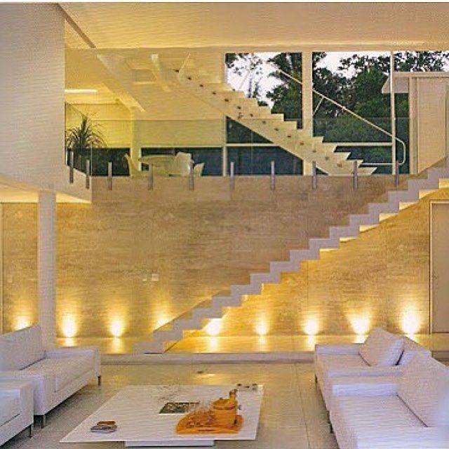 Que lindo! Iluminação perfeita ✨. Regram: @idearquitetos