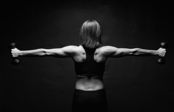 So maybe I can do both aerobic and strength training in the same day, doesn't matter too much according to this recent study.