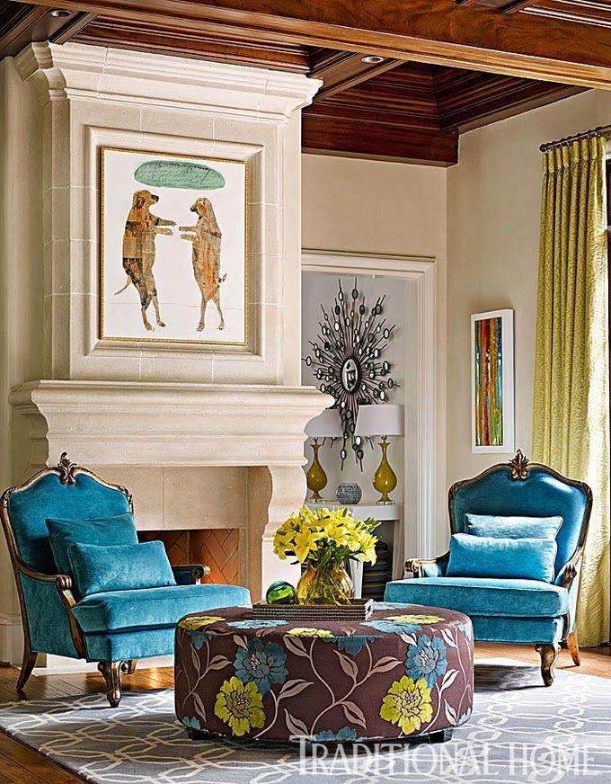 Harmonious Living By Tish Mills Interiors House Of Turquoise House Interior Interior Design Interior
