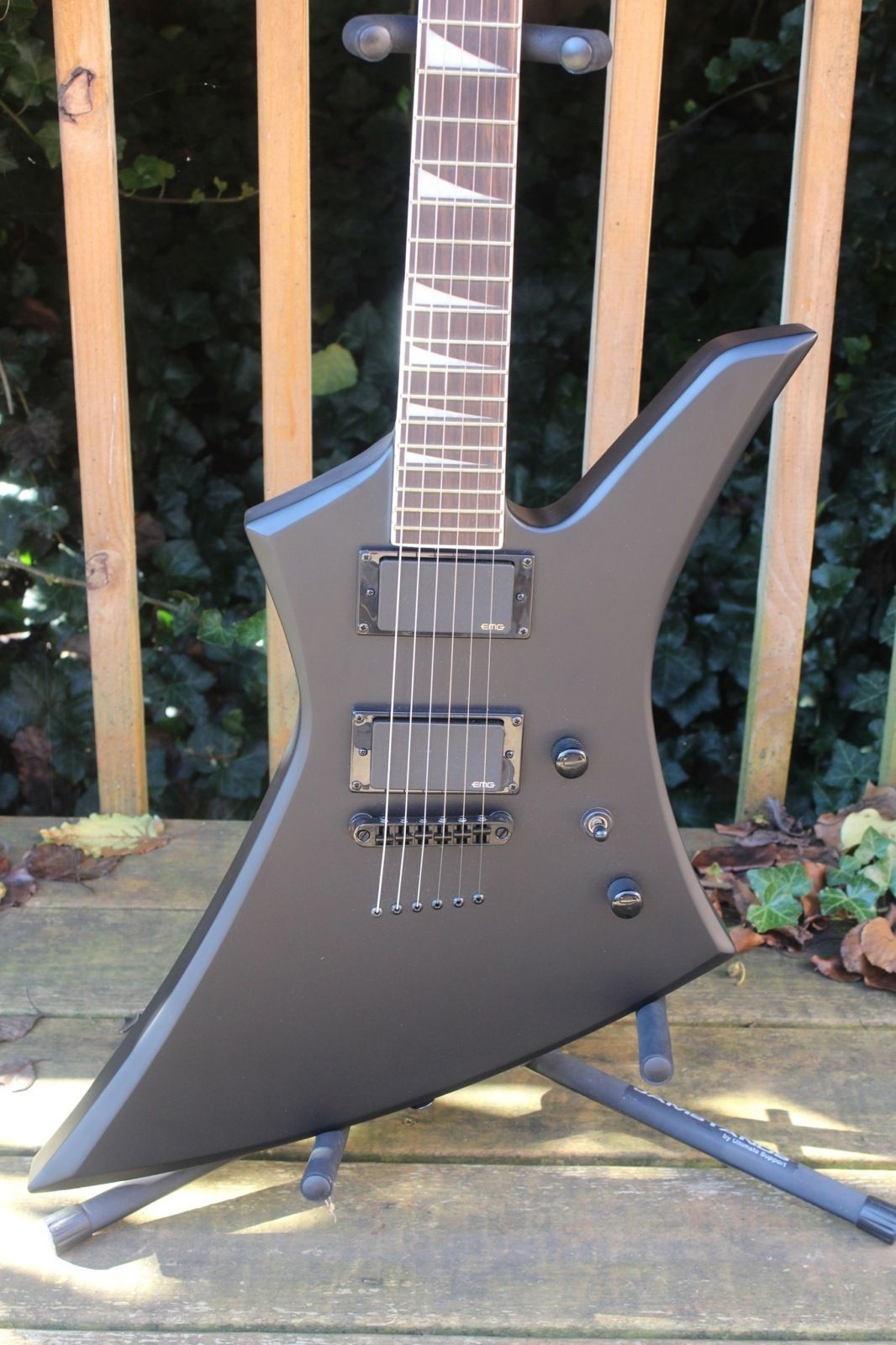 Jackson Limited Edition Kextmg Kelly Electric Guitar Emg Active Pickups