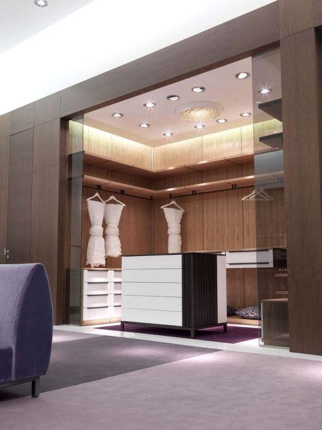 luxus kleiderschrank - raumteiler 2017 - Begehbarer Kleiderschrank Nutzlicher Zusatz Zuhause