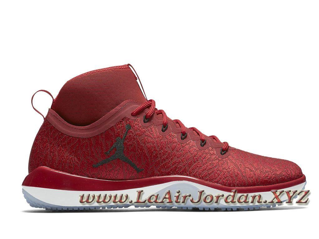 sports shoes e6c1c 48f1d Air Jordan Trainer 1 Gym Red 845402 605 Chaussures Nike Jordan prix Pour  Homme Red