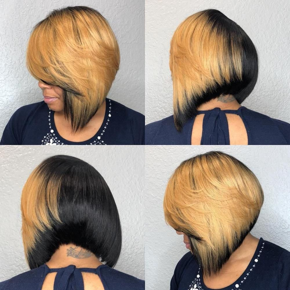 50 Best Bob Hairstyles For Black Women To Try In 2019 Hair Adviser Black Women Hairstyles Black Bob Hairstyles Bob Hairstyles