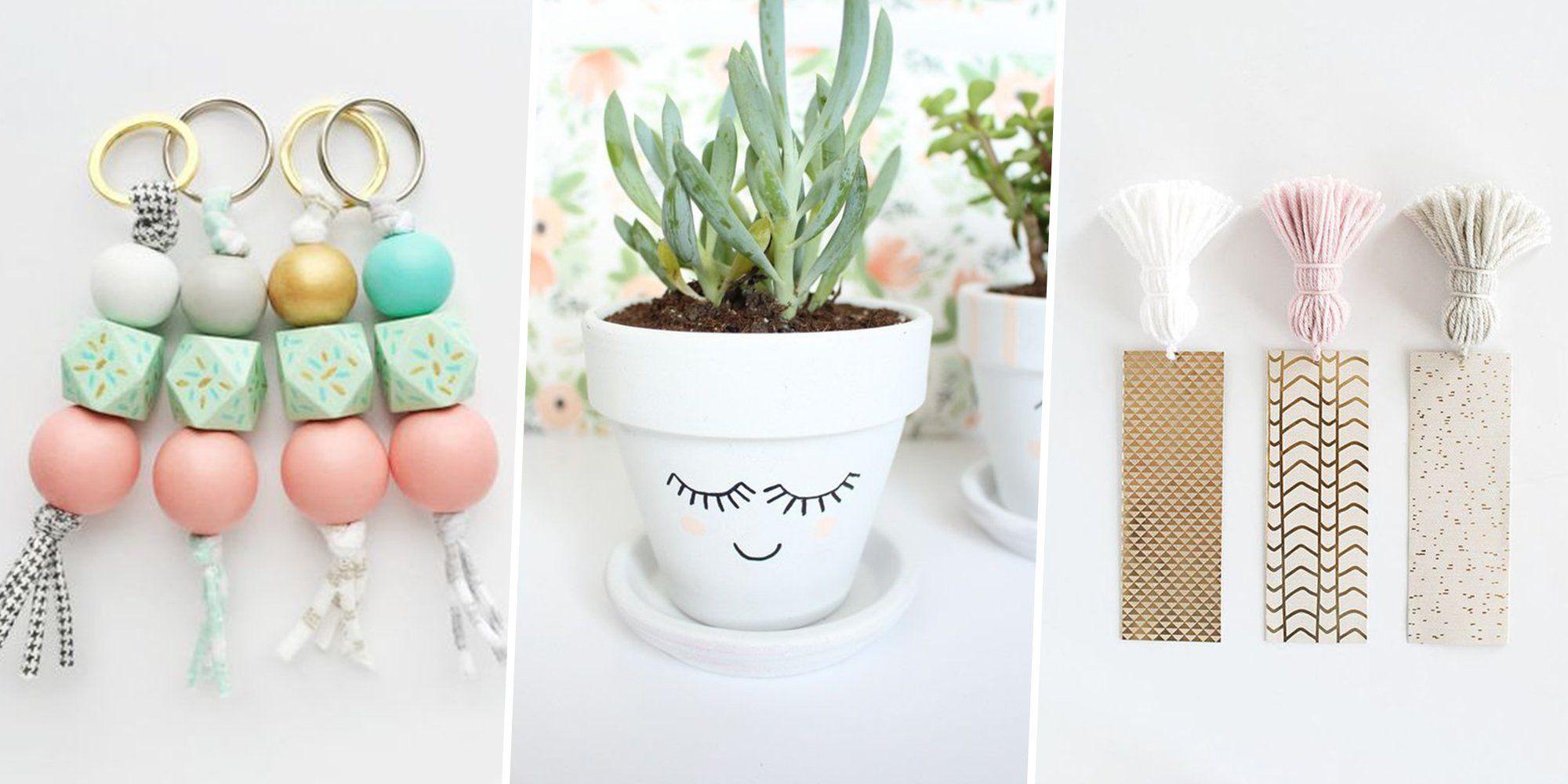 Idée Cadeau A Fabriquer 10 idées de cadeaux à fabriquer soi même pour la maitresse