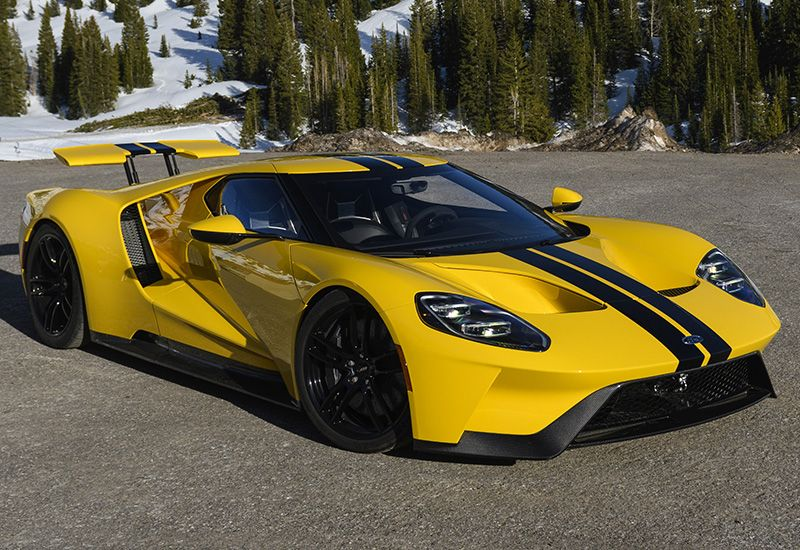 2017 Ford GT specifications, photo, price, information