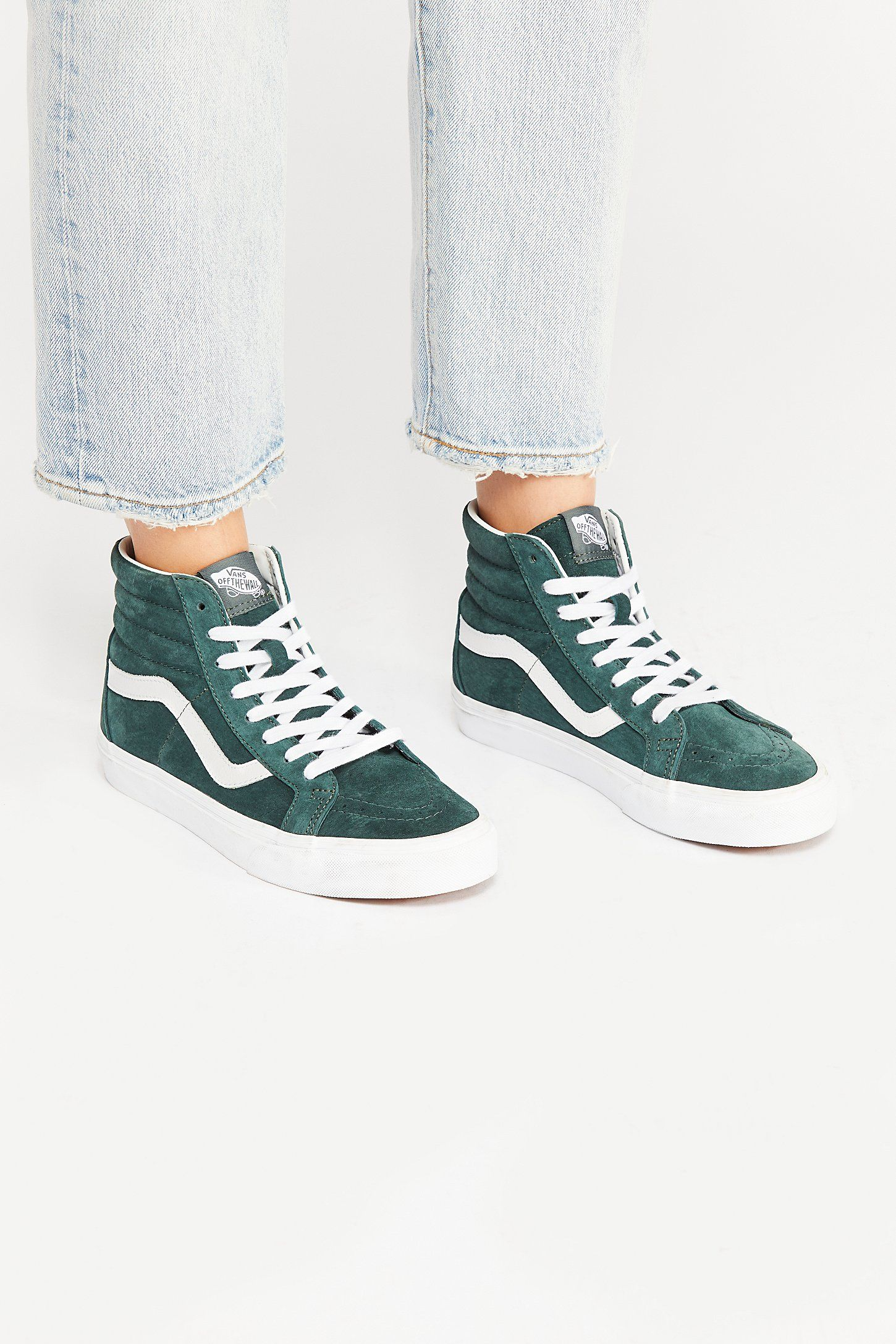 8bd8d980f588d4 Sk8-reissue Suede High-Top Sneaker in 2018