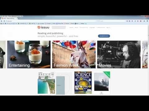 Online Issuu PDF Downloader | Don't Wanna Be
