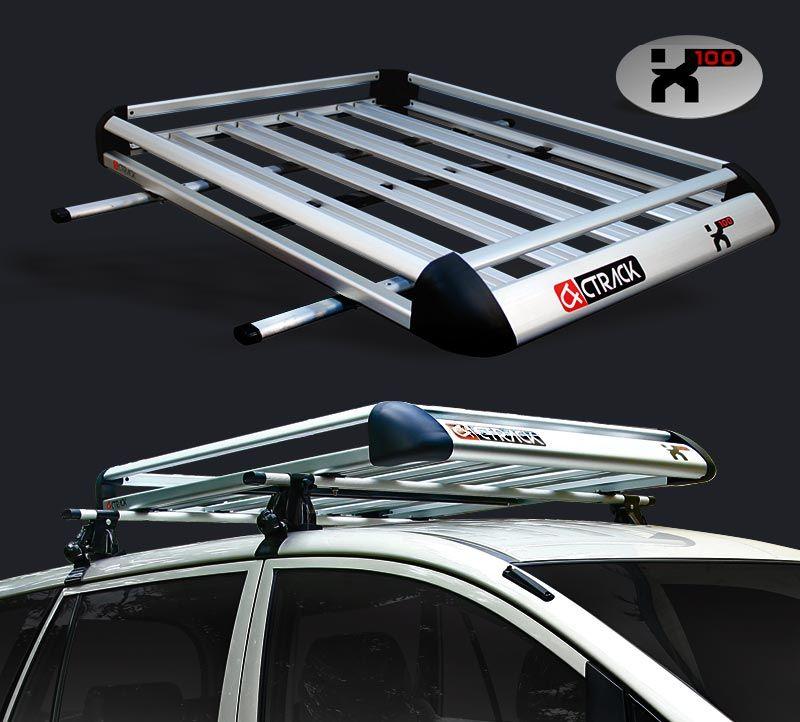 Ctrack Innova X100 Luggage Carrier Suv Camper Roof Rack