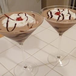 Grampa S Brandy Alexander Recipe Brandy Alexander Ice Cream Drinks Brandy Drink