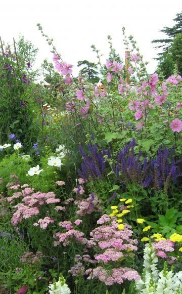 So legen Sie einen Bauerngarten an #vorgartenanlegen
