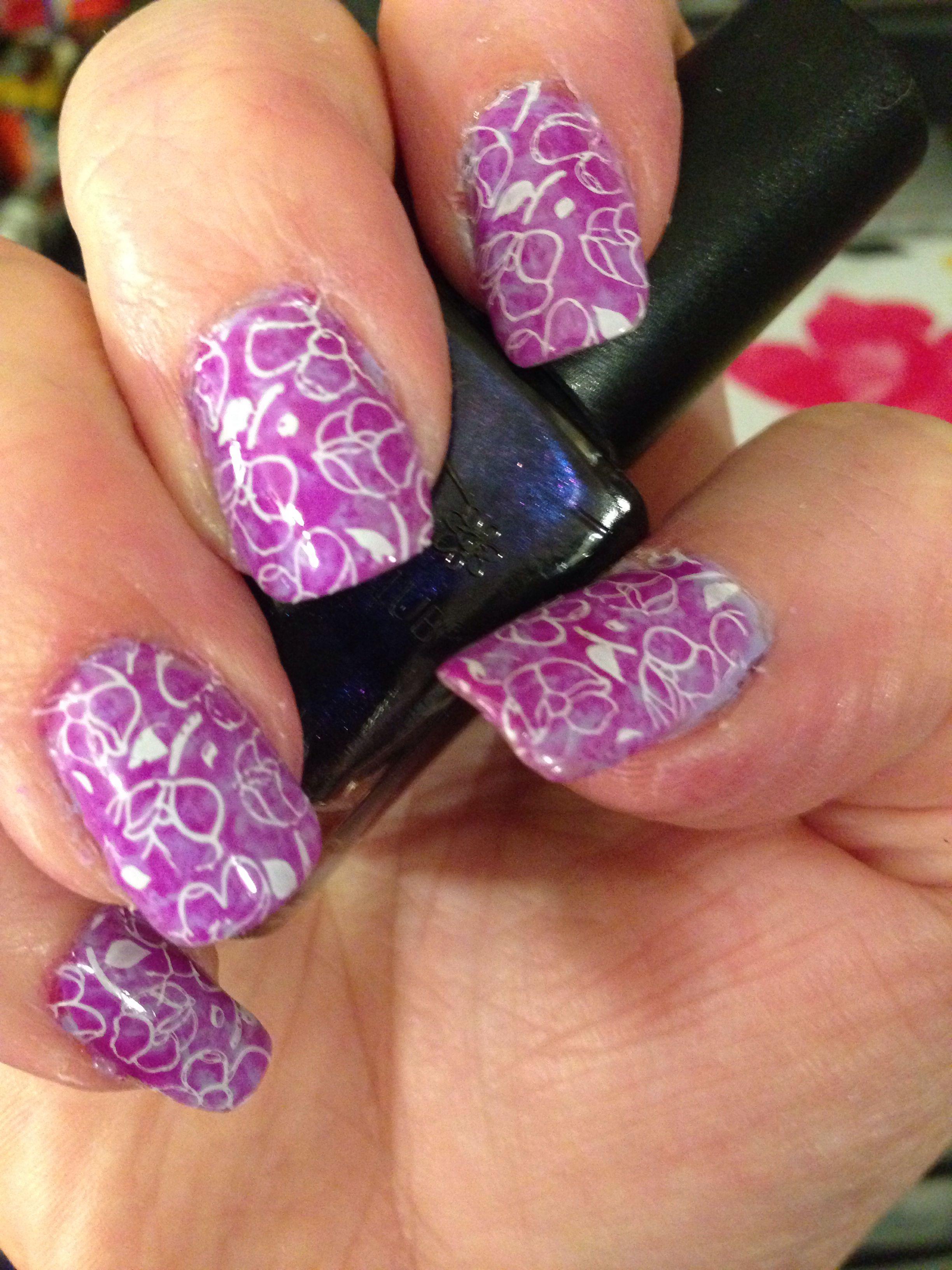 CICI & SISI - Stamping Nail