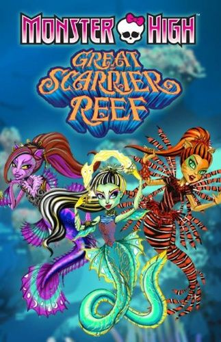 Monster High Great Scarrier Reef Monster high, Monsters and Films - copy monster high gooliope jellington coloring pages