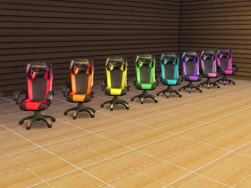 chairs 4 gaming captain for lund boats dxracer chair made into cc all those gamer sims out there found in tsr category miscellaneous recolor sets gamingchair